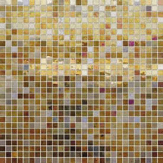 Dazzling Green Glass Mosaic MS4120 by Hirsch Glass | Glass mosaics
