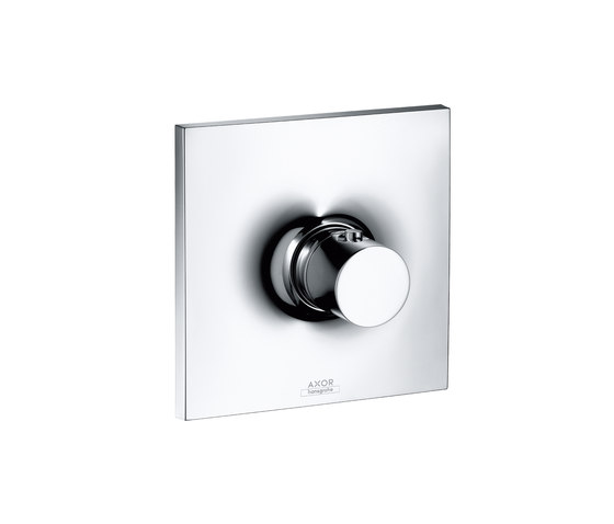 AXOR Massaud Highflow Thermostatic Mixer for concealed installation by AXOR | Shower controls