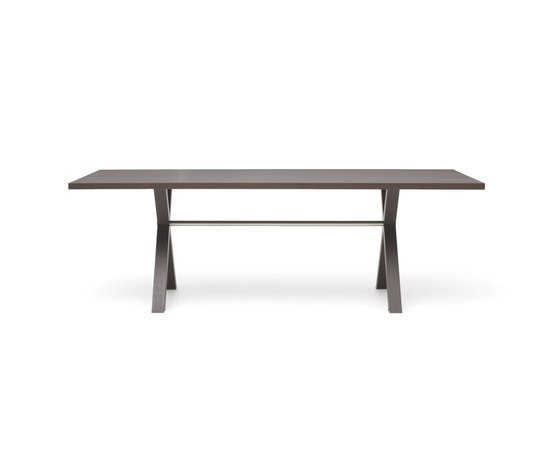 X Table by Bensen | Dining tables