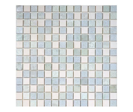 Beach House Ebb Blend di AKDO | Mosaici pietra naturale