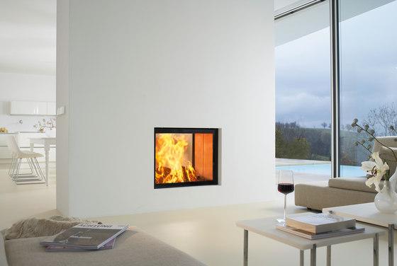 80x64S II by Austroflamm | Fireplace inserts