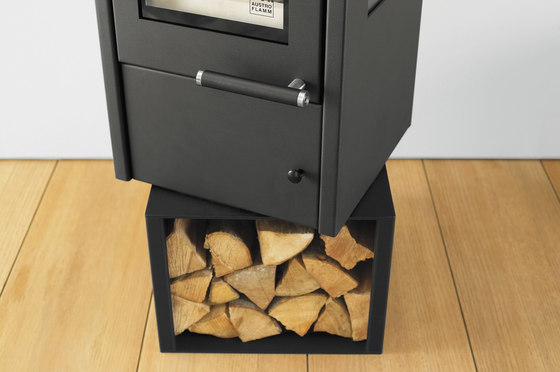 Glass by Austroflamm | Wood burning stoves