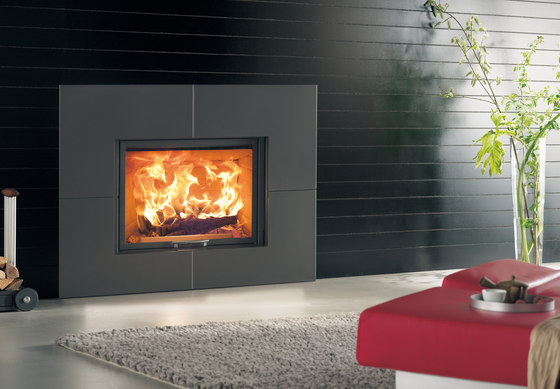 Irony Fireplace 1 by Austroflamm | Wood fireplaces