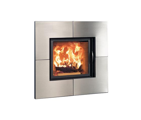 Irony Fireplace 2 de Austroflamm | Chimeneas de leña
