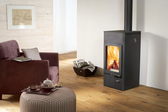 Lucy Cook by Austroflamm | Wood burning stoves