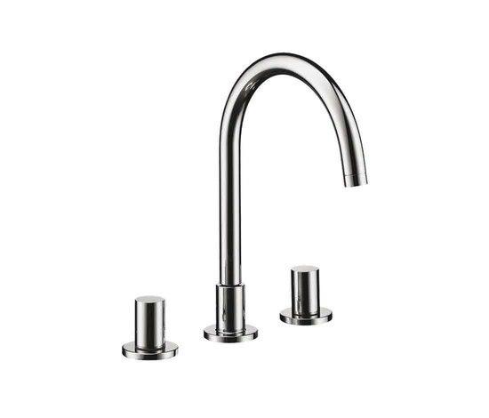 AXOR Starck 3-Hole Basin Mixer by AXOR | Wash-basin taps
