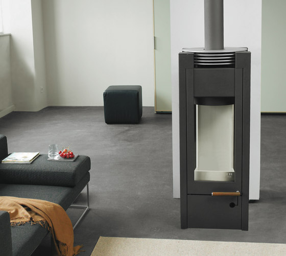 Tria by Austroflamm | Wood burning stoves