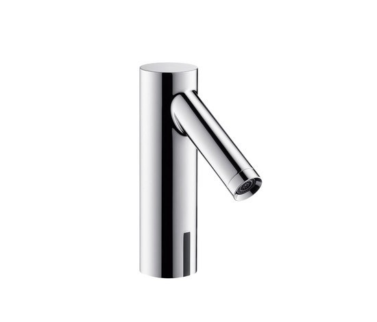 AXOR Starck Electronic Basin Mixer by AXOR | Wash-basin taps