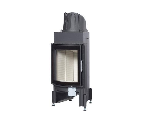 45x51K II by Austroflamm   Wood burner inserts