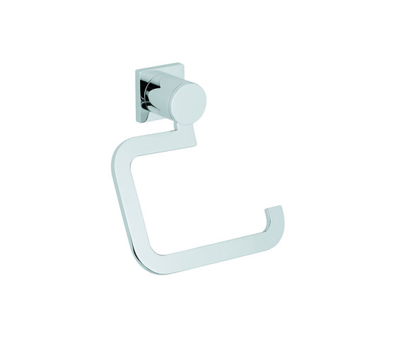 Allure Toilet paper holder by GROHE | Paper roll holders