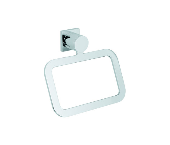 Allure Towel ring by GROHE | Towel rails