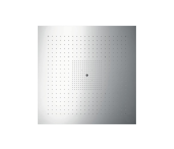 AXOR Starck ShowerHeaven 97 x 97 DN20 without lighting by AXOR | Shower taps / mixers