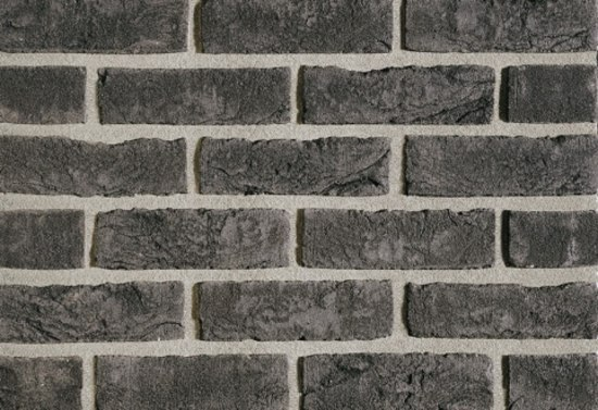 Agora Graphite Black by Wienerberger AG | Facade bricks / Facing bricks