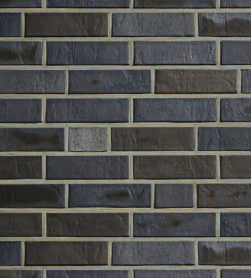 Chelsea basalt-bunt, NF by Röben Tonbaustoffe GmbH | Facade bricks / Facing bricks