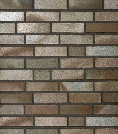 Accum blue-brown by Röben Tonbaustoffe GmbH | Facade bricks / Facing bricks