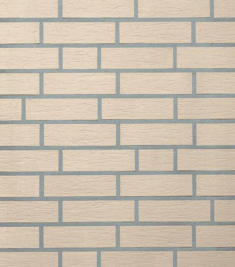 Bergen sylver-white scored by Röben Tonbaustoffe GmbH | Facade bricks / Facing bricks