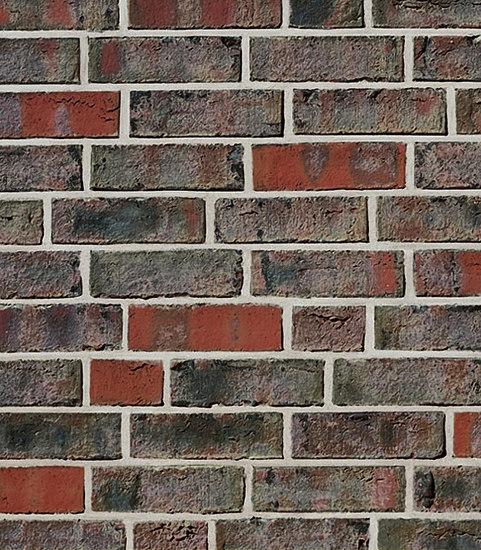 Wiesmoor coal-variegated by Röben Tonbaustoffe GmbH | Facade bricks / Facing bricks