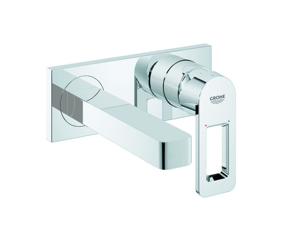 Quadra Two-hole basin mixer S-Size by GROHE | Wash-basin taps