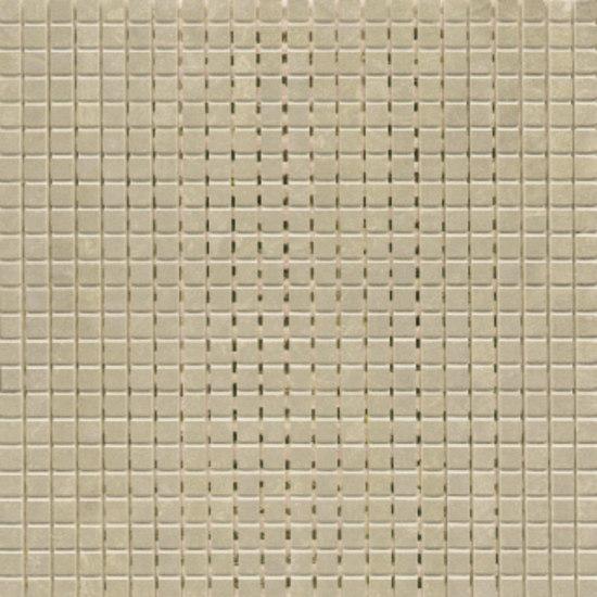 Mosaico Adria 30x30cm Pulido Gris by Saloni | Ceramic mosaics
