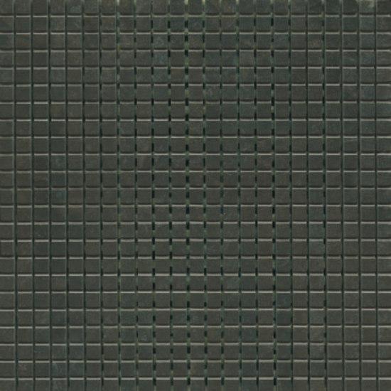 Mosaico Purest 30x30cm Pulido Negro di Saloni | Mosaici