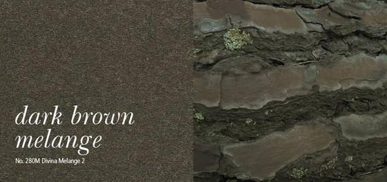 dark brown melange | 280M by acousticpearls | Wall panels