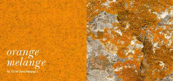 orange melange | 521M by acousticpearls | Wall panels