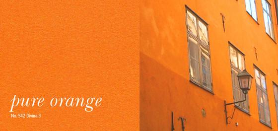 pure orange | 542 di acousticpearls | Pannelli per pareti
