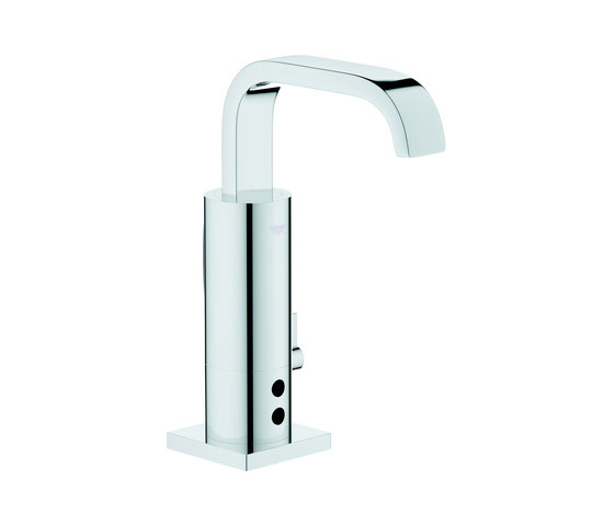 "Allure E Infra-red electronic basin mixer 1/2"" with mixing device by GROHE 