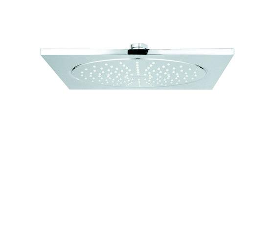 "Rainshower® F-Series 10"" Head shower 1 spray by GROHE | Shower controls"