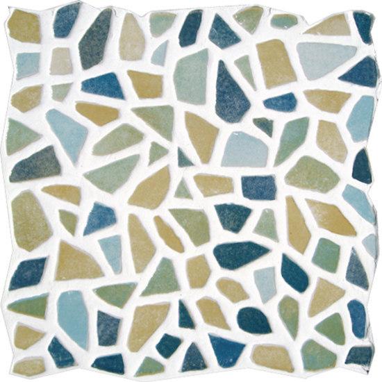 Gemme Del Golfo Multicolor 34x34 di Savoia Italia S.p.a | Piastrelle/mattonelle per pavimenti