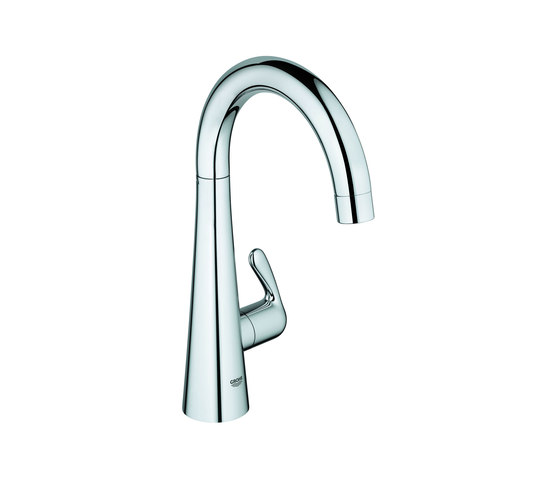"Zedra Pillar tap 1/2"" by GROHE 