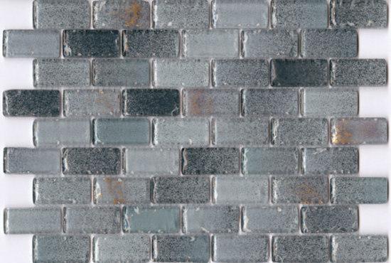 Cristalli Grigio by Savoia Italia S.p.a | Ceramic mosaics