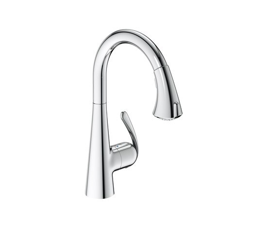 """Zedra Single-lever sink mixer 1/2"""" by GROHE 