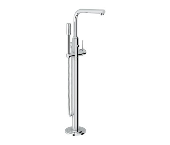 "Freestanding Bath Spouts & Mixers | Single-lever bath mixer 1/2"" by GROHE 