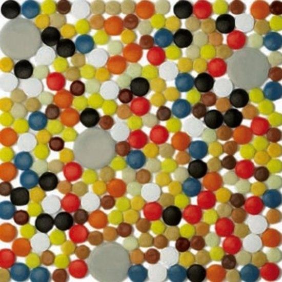 Khaos Capricciosa-MA de vitrogres | Mosaicos de vidrio