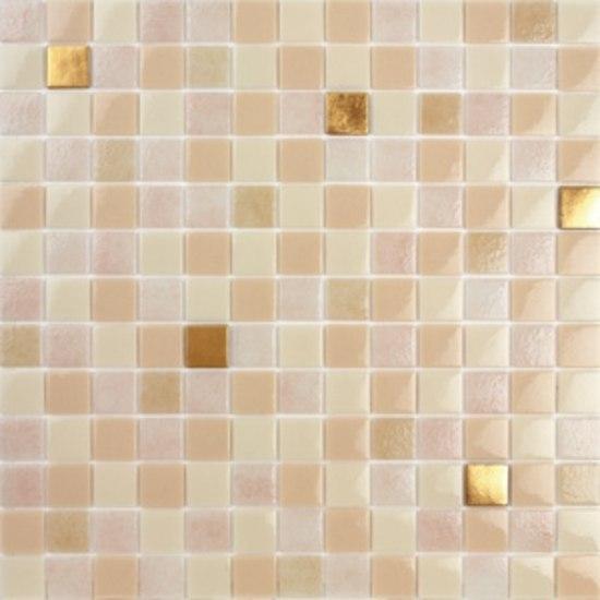 Titanium Vivaldi-TZ by vitrogres | Glass mosaics