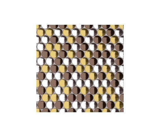 Titanium Albarn-TT by vitrogres | Glass mosaics