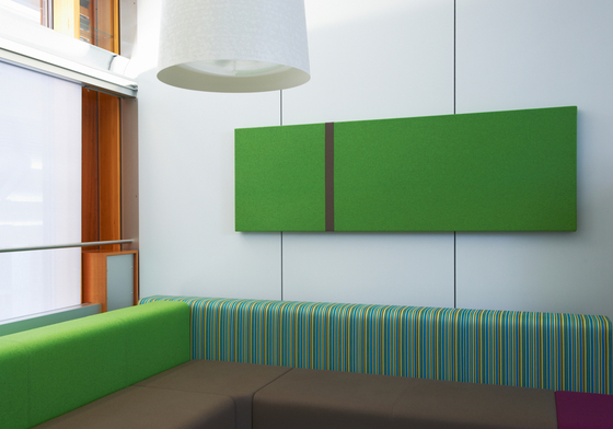 STRIPE by acousticpearls | Wall panels
