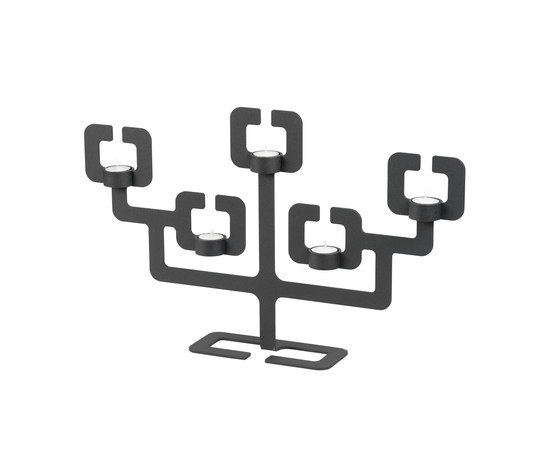 Bonsai 5 Candleholder by Functionals | Candlesticks / Candleholder