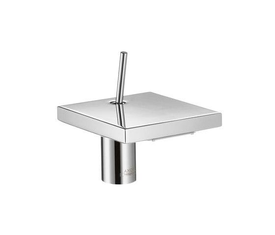 AXOR Starck X Mezclador monomando de lavabo 100 de AXOR | Grifería para lavabos