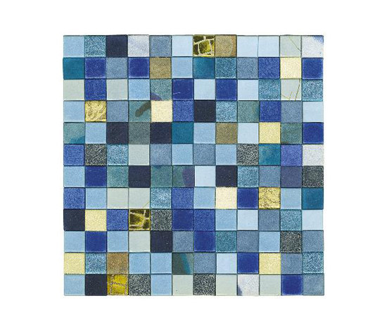 Forza del Colore blu de Studio Art | Mosaïques