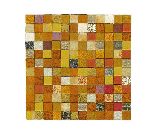 Forza del Colore arancio de Studio Art | Mosaïques