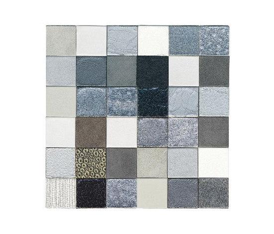 Forza del Colore argento de Studio Art | Mosaïques