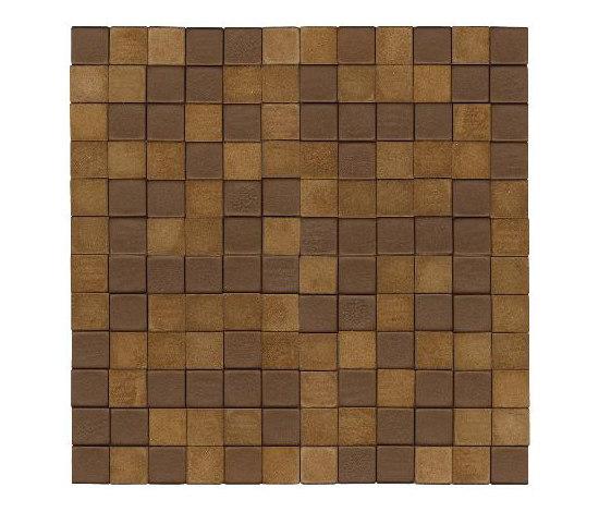 Opaco lucido marrone di Studio Art | Mosaici
