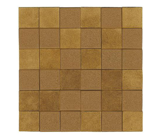 Opaco lucido marrone de Studio Art | Mosaicos