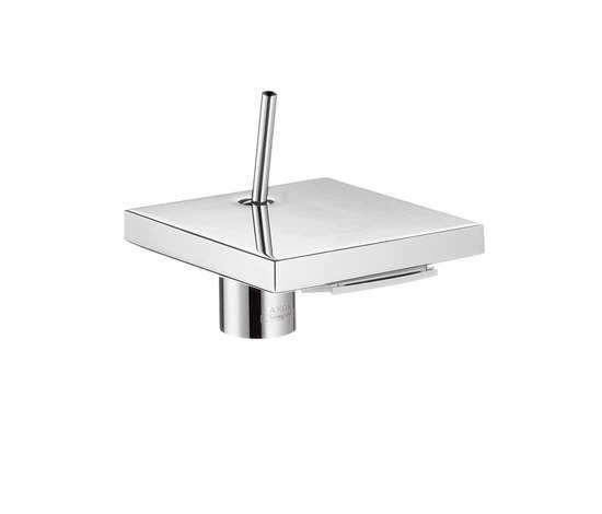 AXOR Starck X Single Lever Bidet Mixer by AXOR | Bidet taps