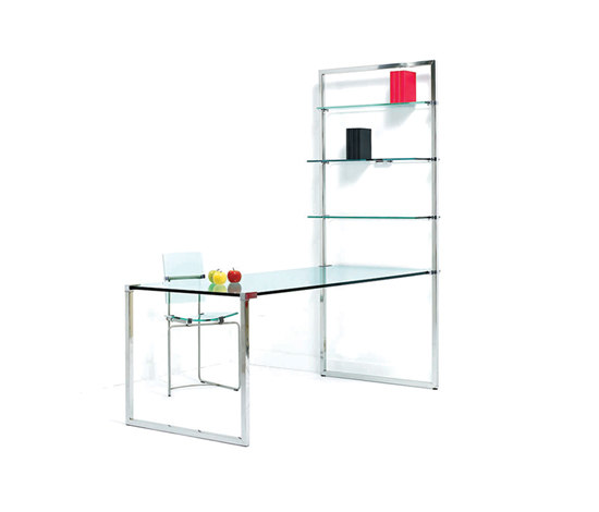 Pioneer R16 + T53 Shelving system by Ghyczy | Desks