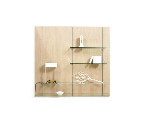 RP 02 + R 20/10  shelving system de Ghyczy | Sistemas de estantería