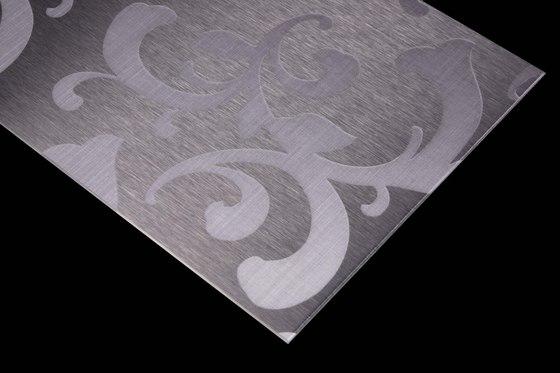 Aluminium | 300 | Flower by Inox Schleiftechnik | Metal sheets