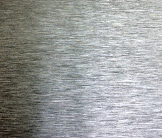 Duploschliff grob by Inox Schleiftechnik | Metal sheets / panels